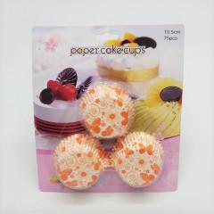 75 Pcs Paper Cake Cups