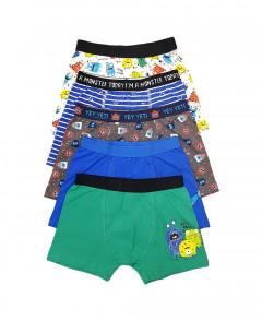 5 Pcs Boys Shorts Pack