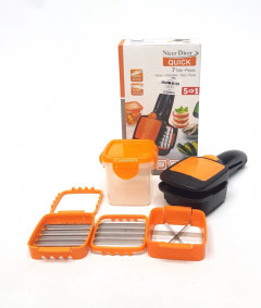 5 in 1 Quick Professional Nicer Dicer