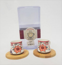 2-Person Coffee Cup Set, Gift For Home,Special Gifts, Quality Gifts