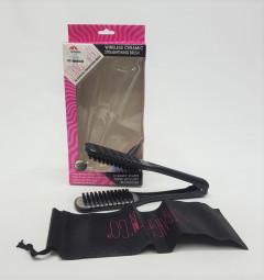 Wireless ceramic straightening Brush