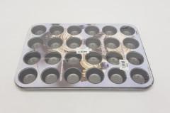 24 Cups Mini Cheesecake Pan, springform Pan,bundt cake pan,Baking Dishes