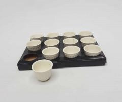 12 pcs Cup Cake Tins