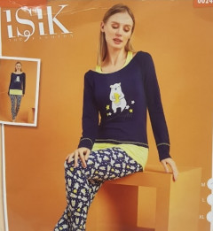 Ladies 2 Pcs Turkey Pyjama Set