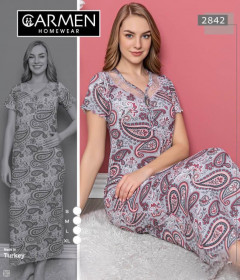 Ladies Turkey Nightwear Dress