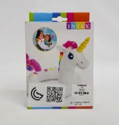 Intex Big Animal Inflatable Swim Pool Ring For Kids