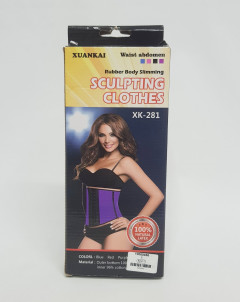Rubber Body Slimming Sculpting Clothess