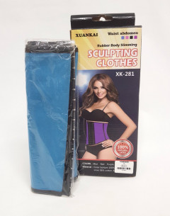 Rubber Body Slimming Sculpting Clothes - XK-281