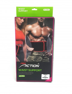 Pro Action Waist Support Pro-020XLD Corset Slimming