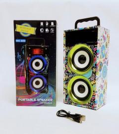 Portable Speaker Con Wireless