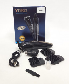 2 In 1 Hair Clipper and Nose Trimmer