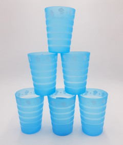 6 pcs 230ml Plastic Cups / Party Cups / Picnic Cups / Disposable Cups / Drinking Cups