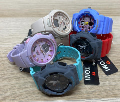 Live Selling 5 pcs Bundle Tomy Watches