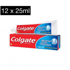 Live Selling  12 Pcs ColeGate Toothpaste 25ml